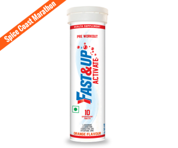 Pre-workout-Supplements For IDBI Federal Life Insurance Spice Coast Marathon