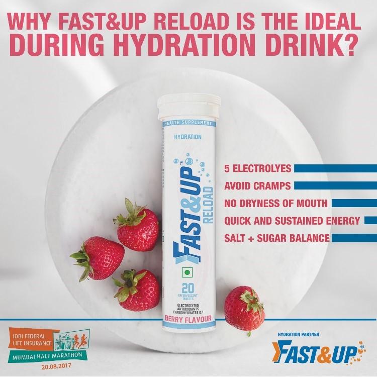 Hypotonic Hydration supplement