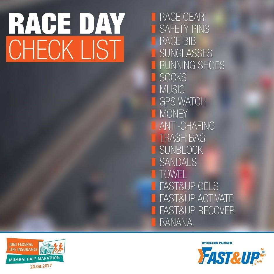 IDBI Federal Life Insurance Mumbai Half Marathon 2017