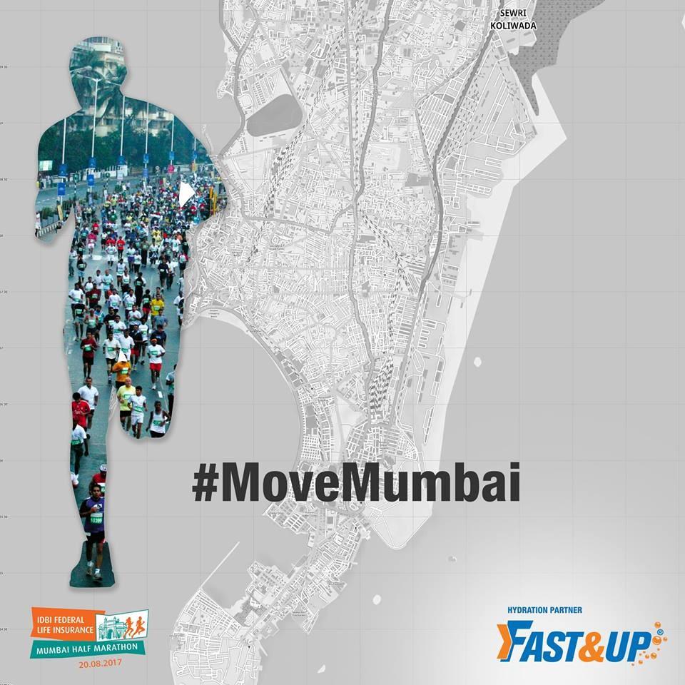 idbi half marathon mumbai 2017