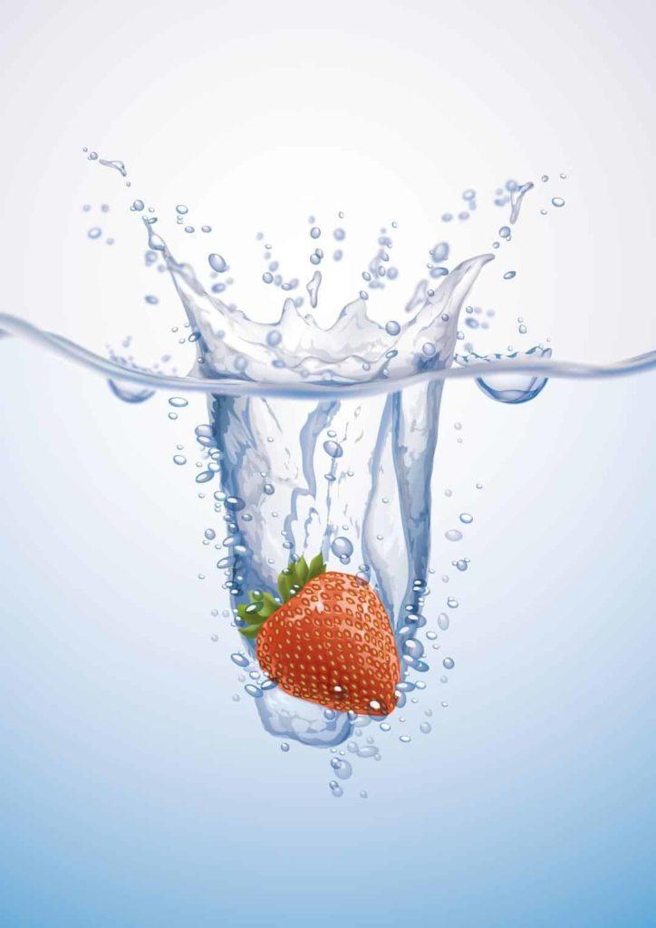 Strawberry-Infused-Multivitamin
