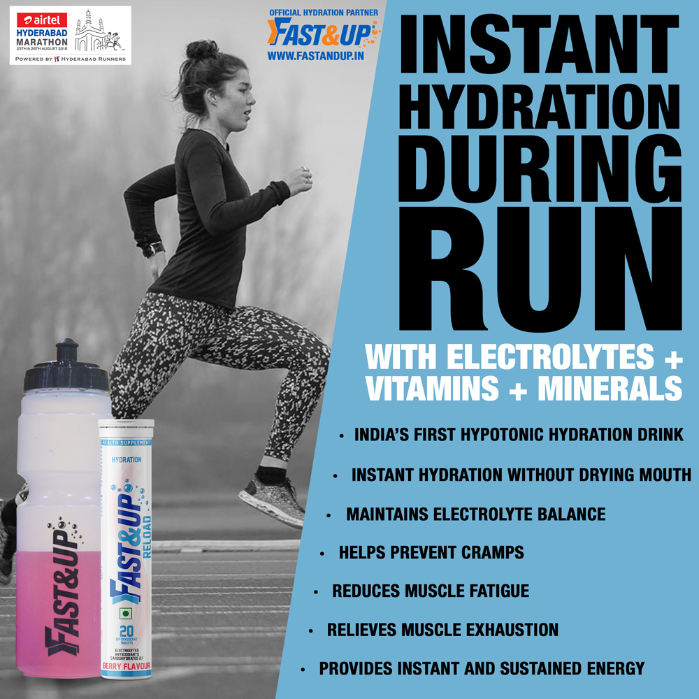 5 Things You Really Need To Know For Airtel Hyderabad Marathon