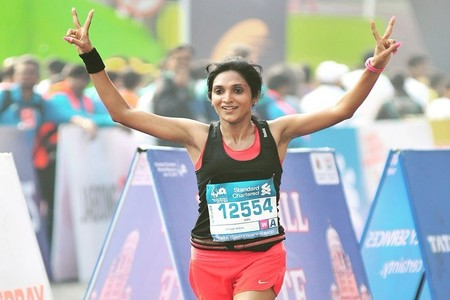 Get, Set, Ready with Seema Yadav as She Shares Some Useful Insights about Running!