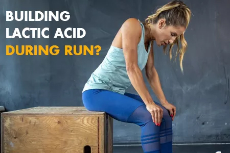 How Can You Avoid Lactic Acid Build Up During Your Run