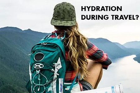 Staying Hydrated When You Travel