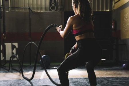 The Key To Your Workout You're Missing