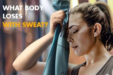 What Does Your Body Lose When You Sweat