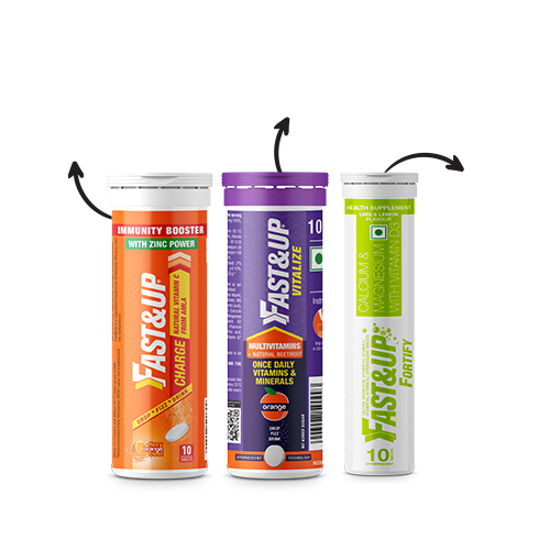 Fast&Up - Daily Nutrition Pack