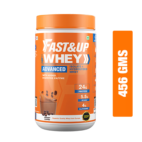 Fast&Up Whey Advanced - Creamy Coffee Flavour