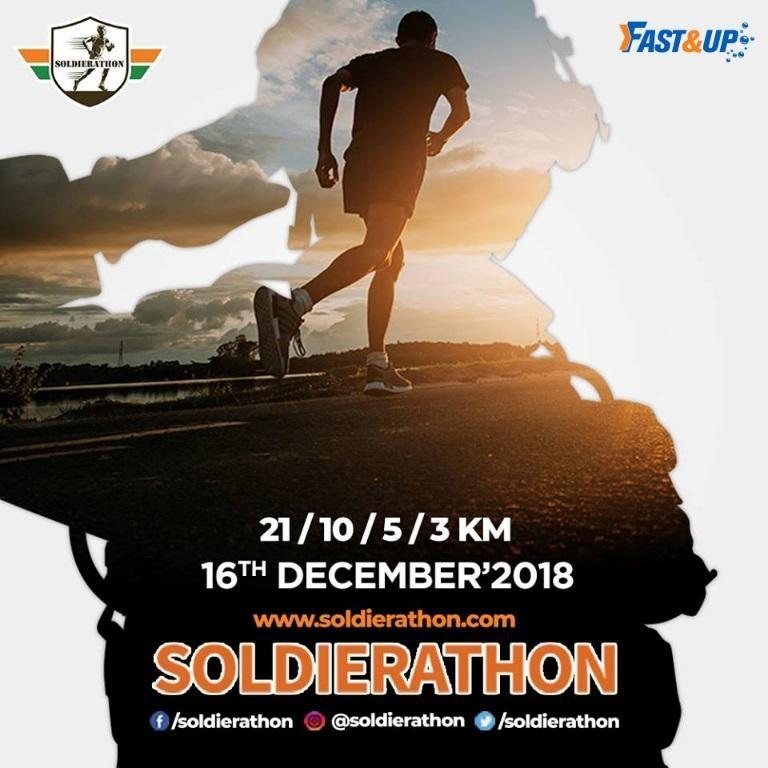 SOLDIERATHON Event Details