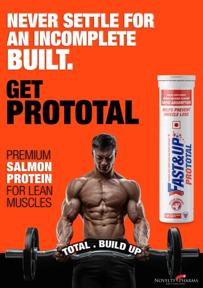 Fast&Up ProTotal: Never Settle for An Incomplete build. Get Prototal