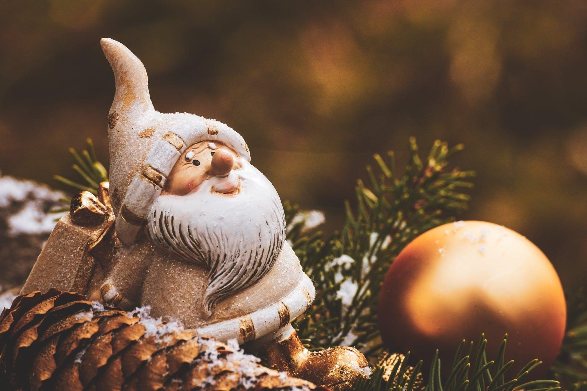 Santa Clause Toy