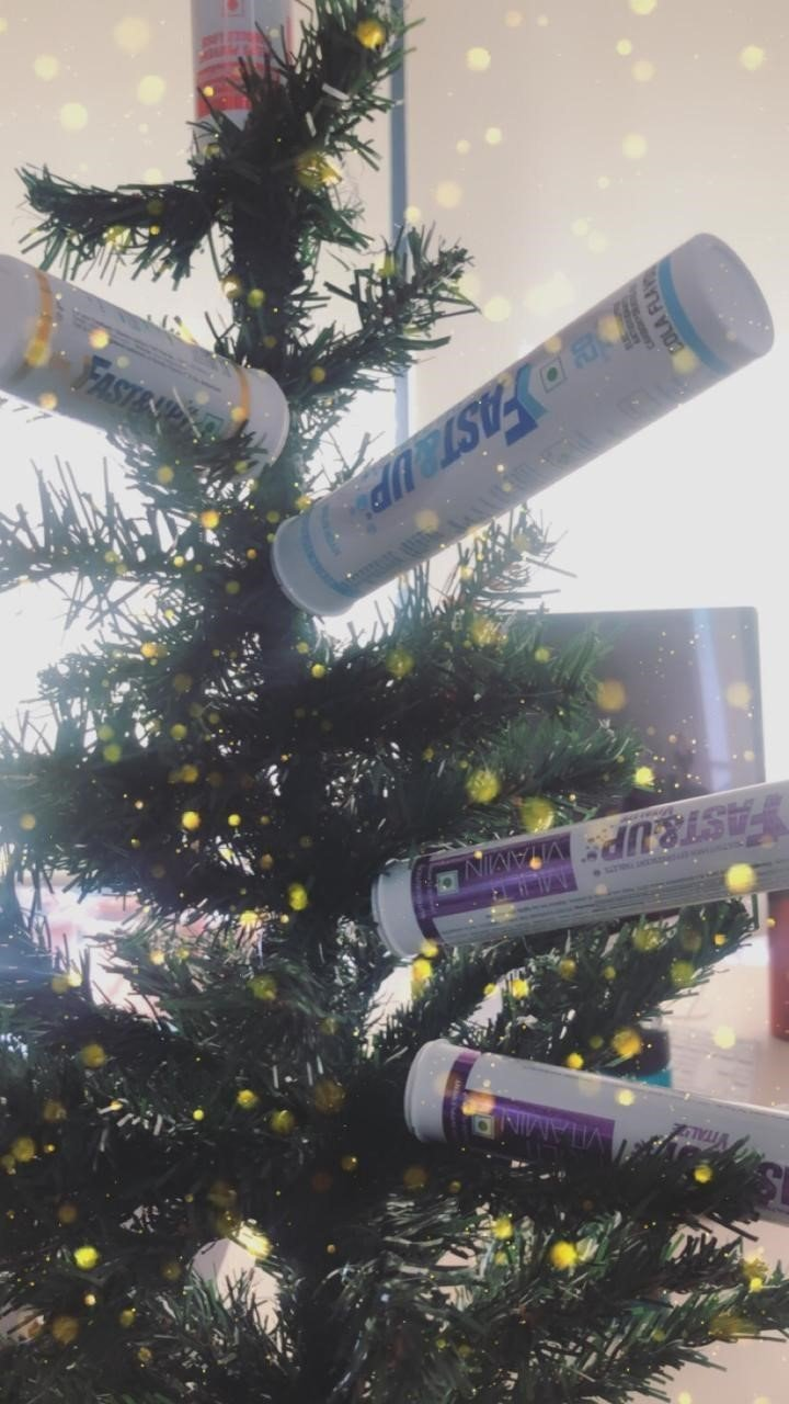 Fast&Up Christmas Tree