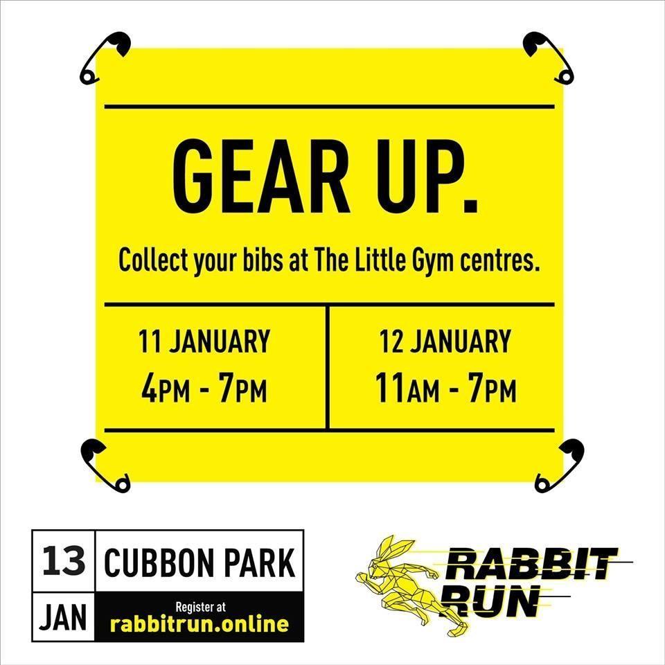 Rabbit Run Event Information