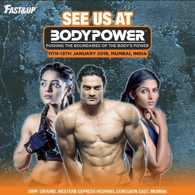 Fast&Up: See Us at Body Power