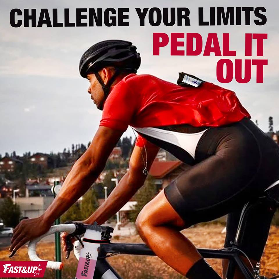 Challenge your limits: Pedal it out