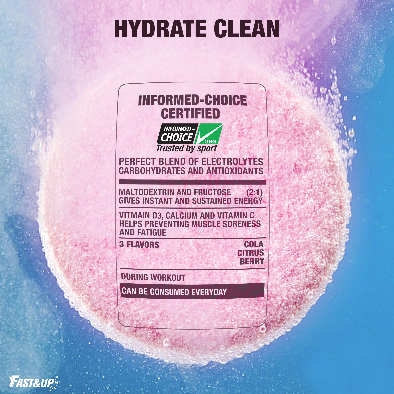 Hydration drink