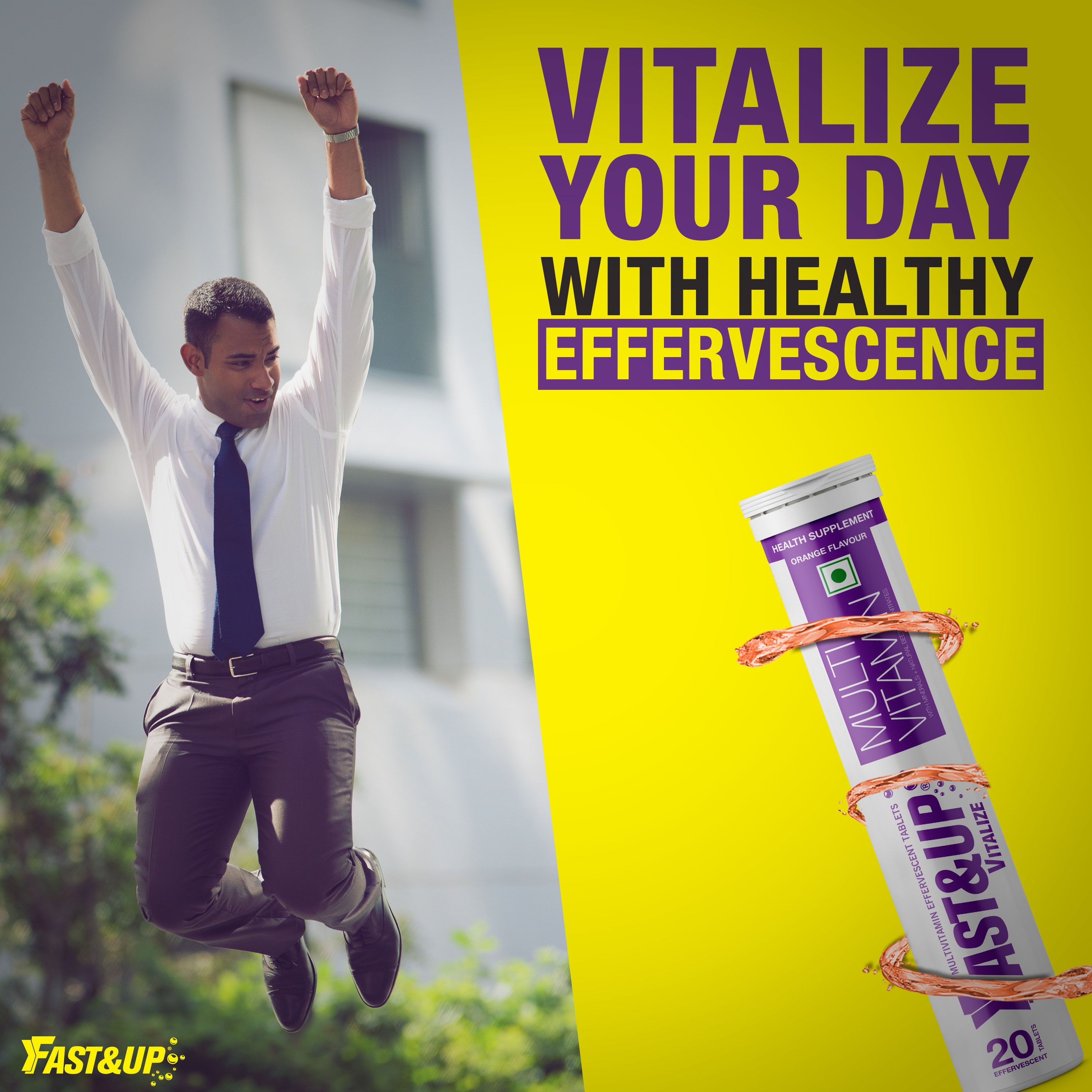 Your Day - Fast&Up Vitalize