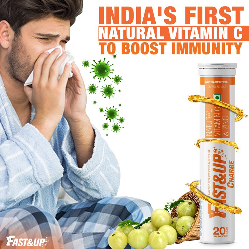 Recharge Your Immunity on High Priority