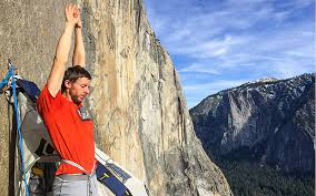 Tommy Caldwell, A story on the result of Active Parenting.