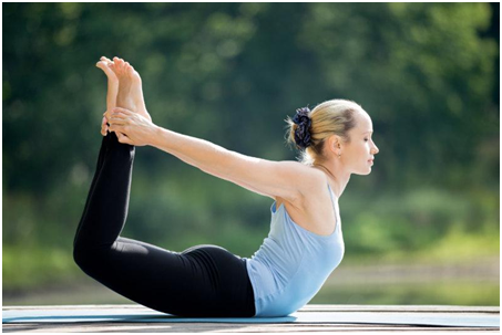 5 BEST YOGA POSES FOR WEIGHT LOSS.