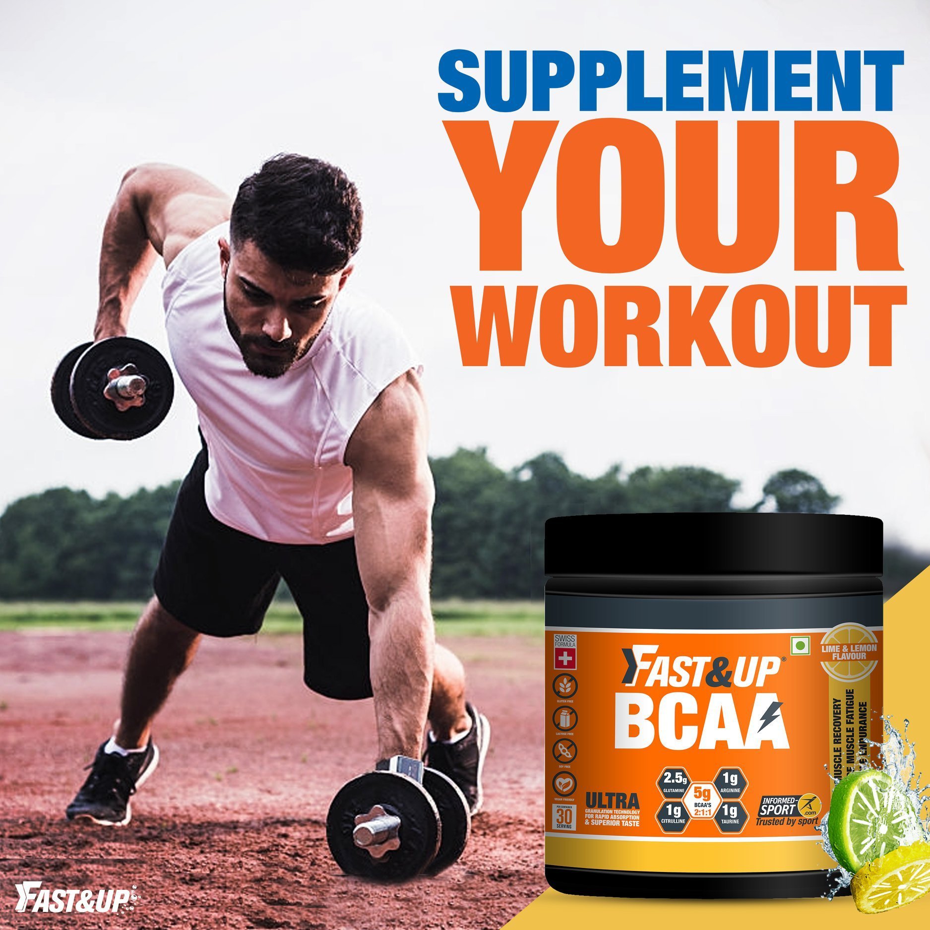 Fast&Up BCAA