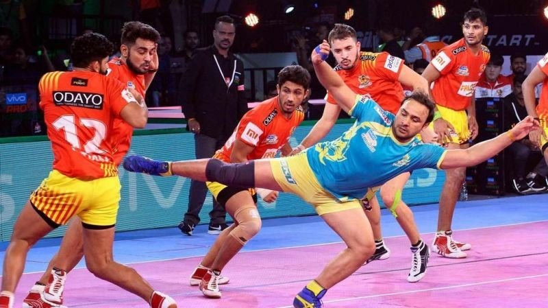 5 All-Rounders who will have a Big Impact in PKL 2019