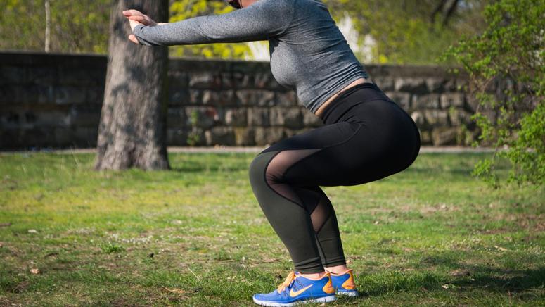 5 'No-Equipment' workout