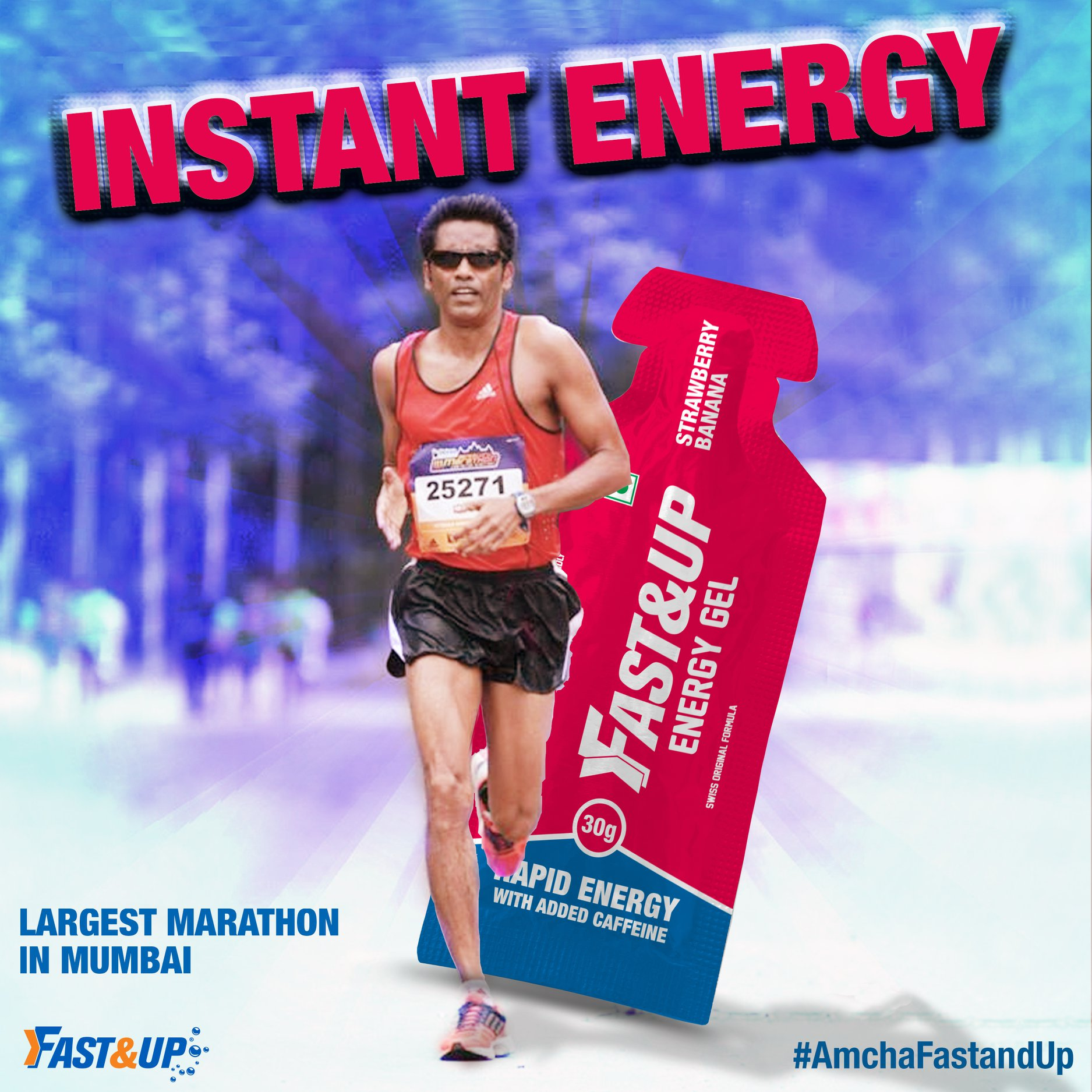 What are energy gels and how are they helpful?