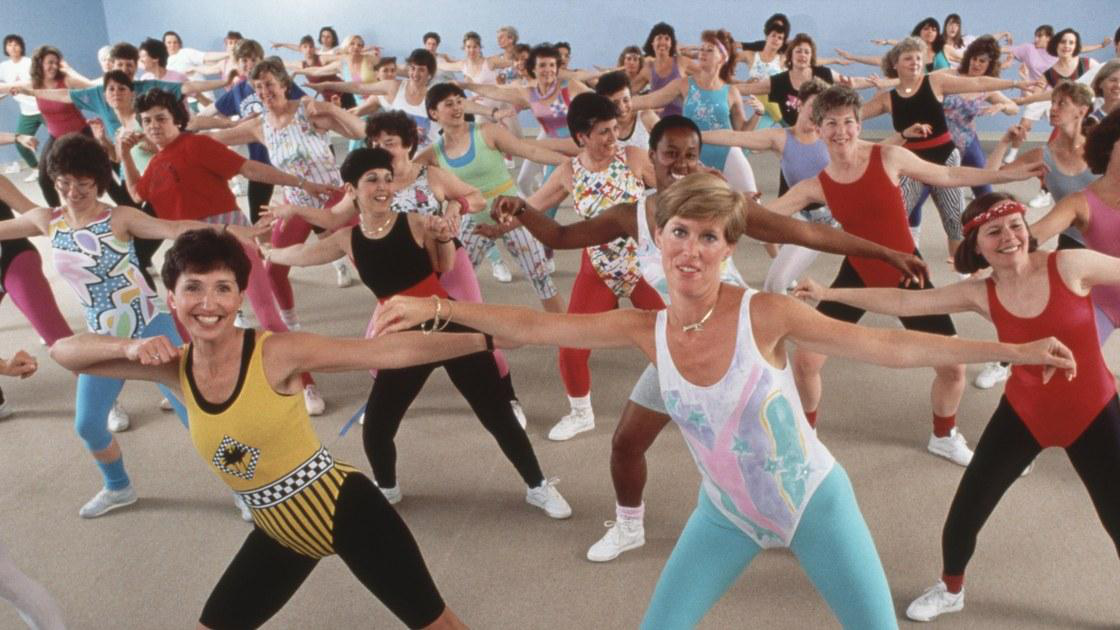 EXERCISE TRENDS OVER THE PAST DECADES