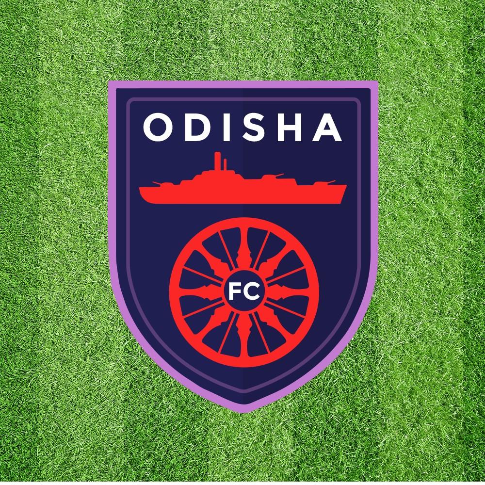Odisha FC banner for F&U website