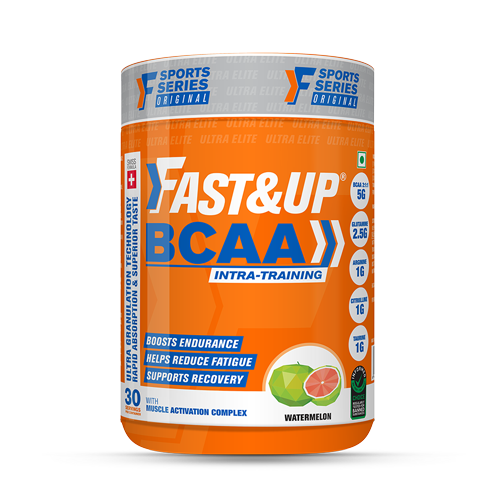BCAA Is The Ultimate Muscle Fuel