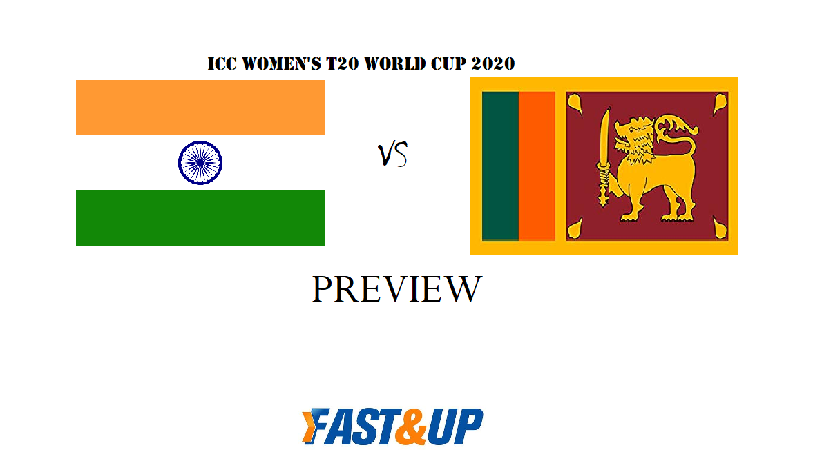 ICC Women's T20 World Cup – India vs Sri Lanka Preview