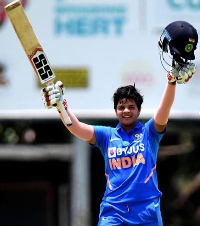 Shafali Verma- India's Rising Cricket Star!