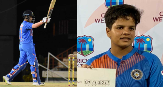 Shafali Verma – The New Cricket Sensation Uses Fast&Up Products