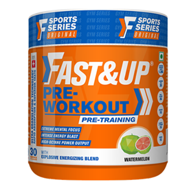 Pre-Workout Supplement for Running: How Does it Work?