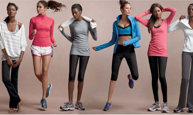 Fast&Up Womens Active wear