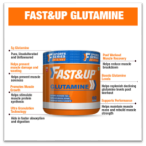 Fast&Up Glutamine