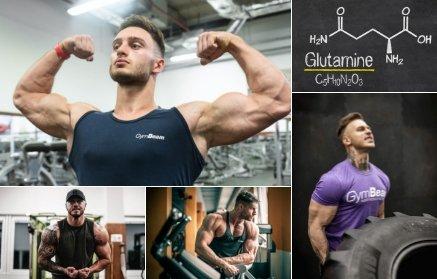 Fast&Up Glutamine For Bodybuilding