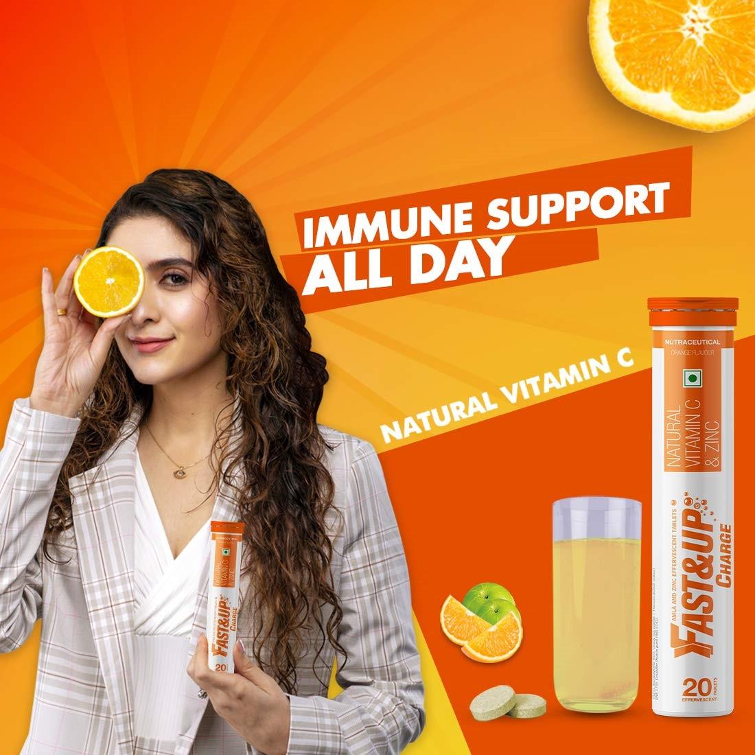 Fast&Up Natural Vitamin C