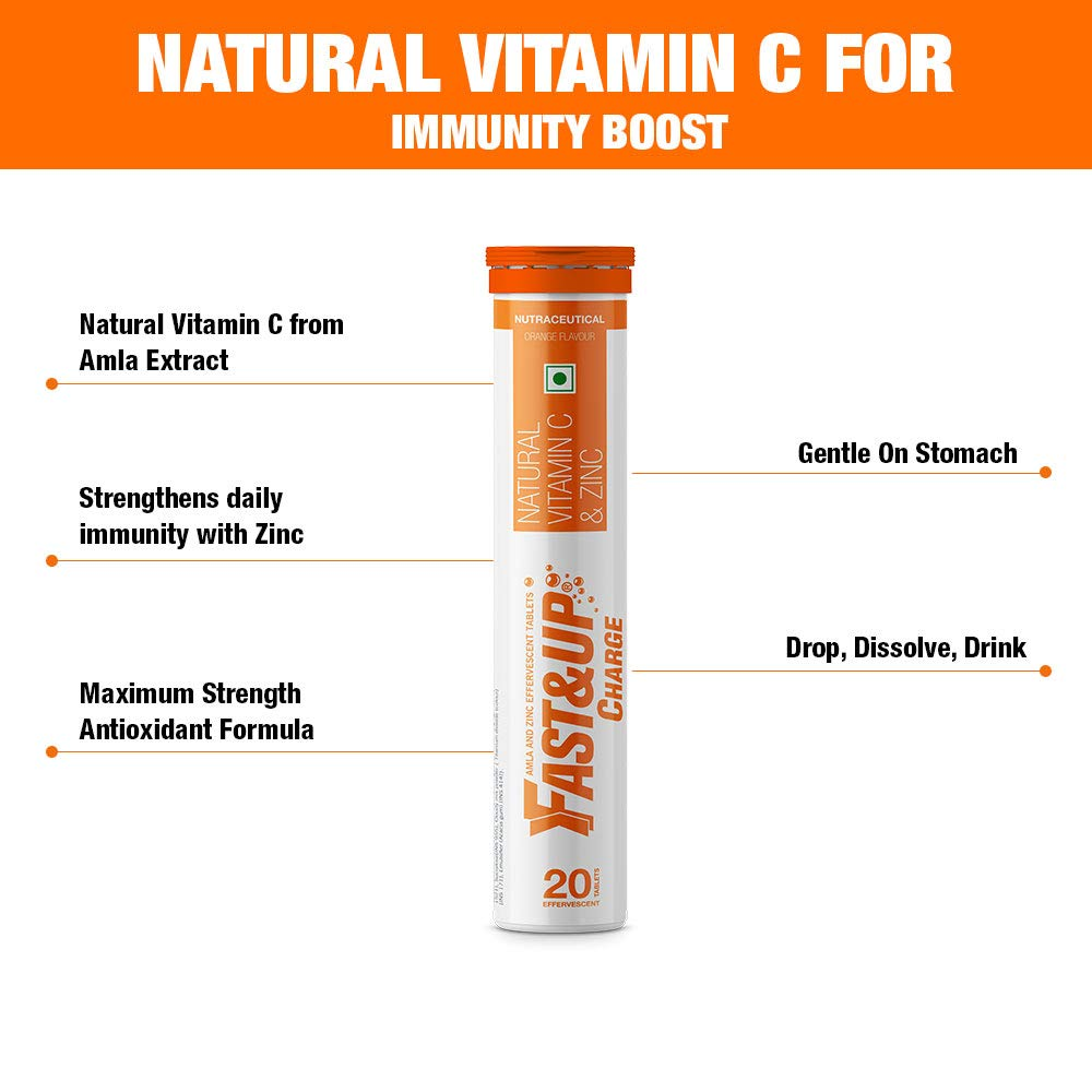 Fast&Up Vitamin C Supplement
