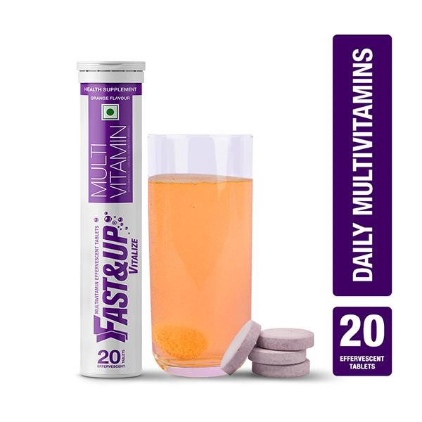 Fast&Up Vitalize Multivitamin Supplements