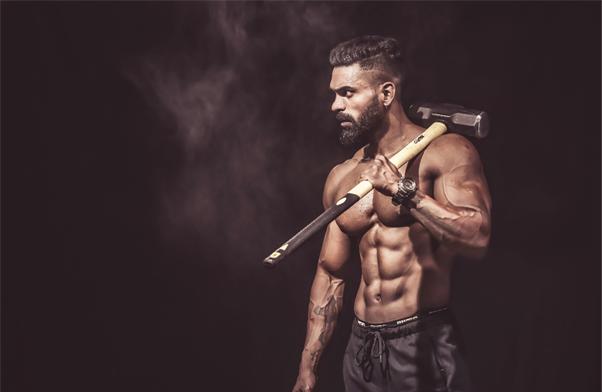 Fast&Up Marshal Michael, Bodybuilder