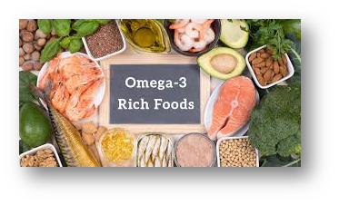 Fast&up Omega 3 Rich Foods