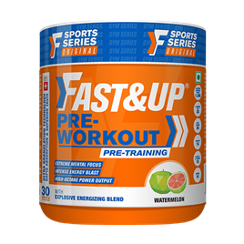 Fast&Up Pre-Workout Supplements