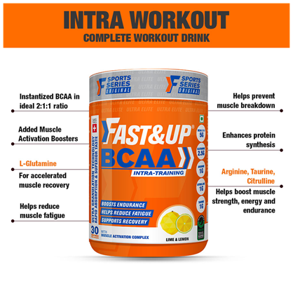 Fast&Up Intra-Workout Supplements