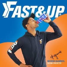 Fast&up Reload Drink With Mayank