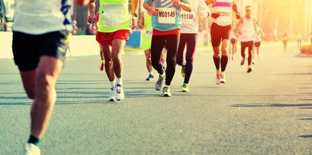 Fast&up How to train for a marathon