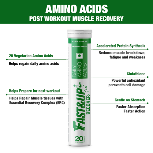 Fast&up Recovery Amino Acids Drinks