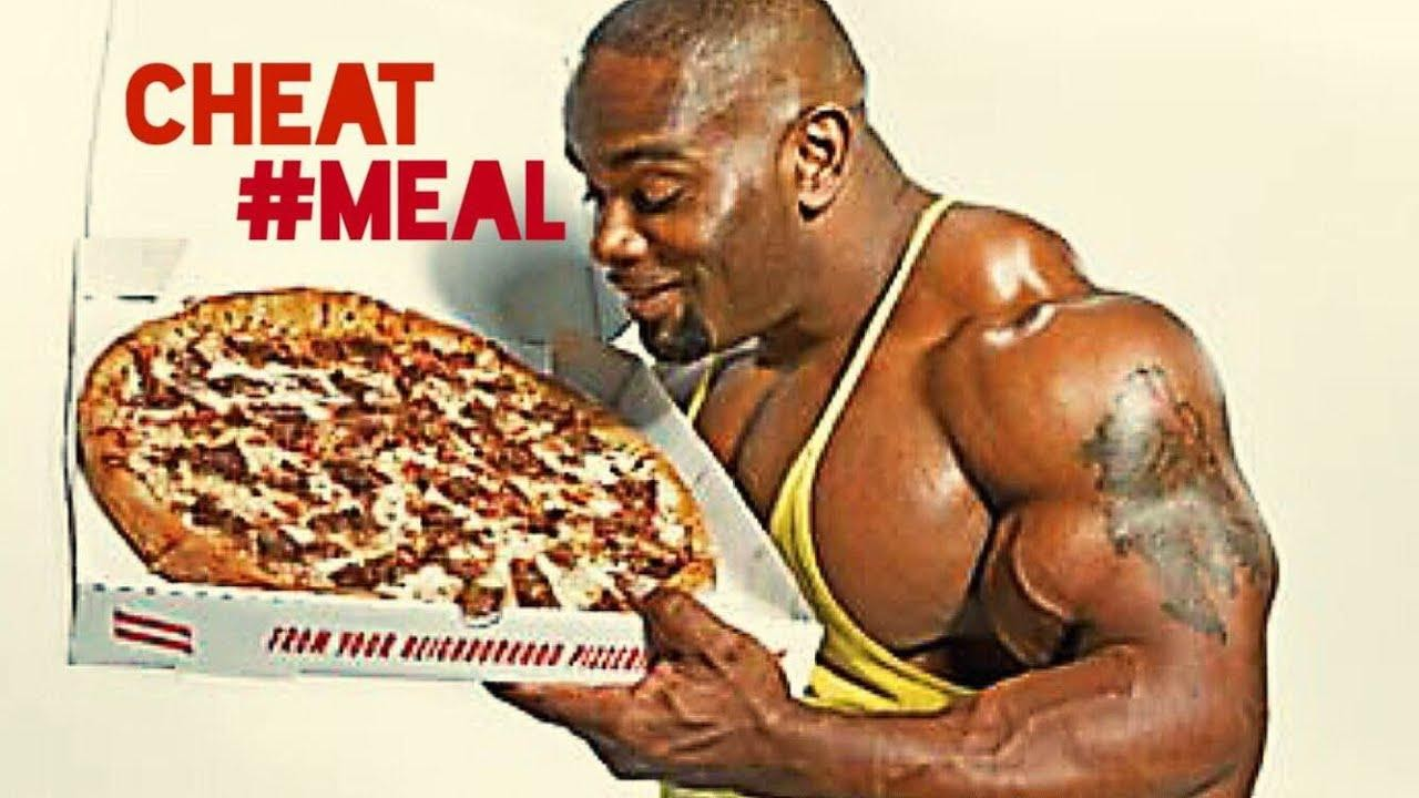 Fast&up Cheat Meal for Bodybuilding